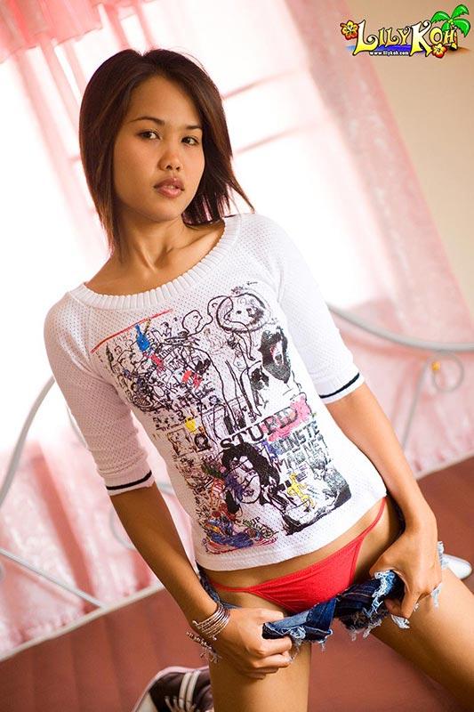 Japanese junior teen clips